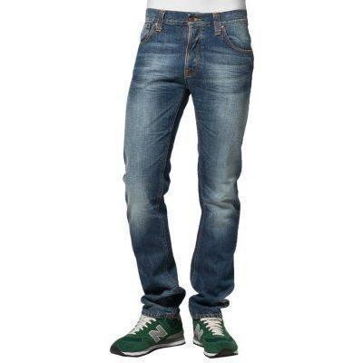 Nudie Jeans HANK REY Jeans worn denim