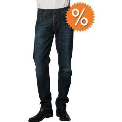 Nudie Jeans SHARP BENGT Jeans dark broke