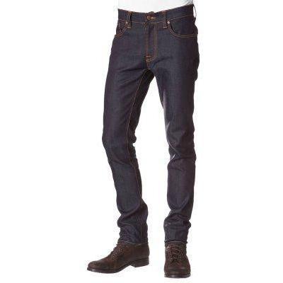 Nudie Jeans THIN FINN Jeans organic dry ecru embo