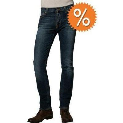 Nudie Jeans THIN FINN Jeans used look dark shade