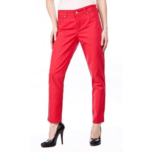 NYDJ Ankle 7/8-Jeans Slim Fit Rot
