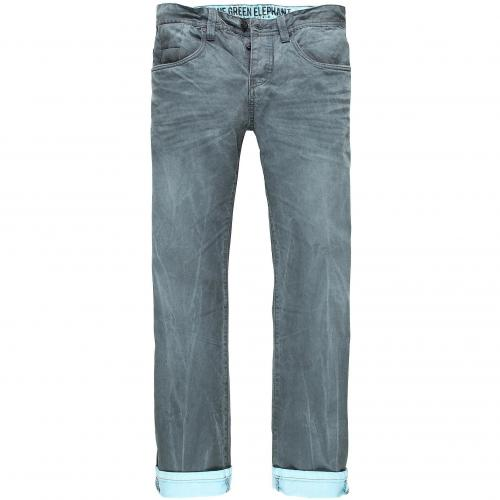 one green elephant Herren Jeans Columbus