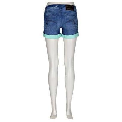 One Green Elephant Shorts Beverly Blue