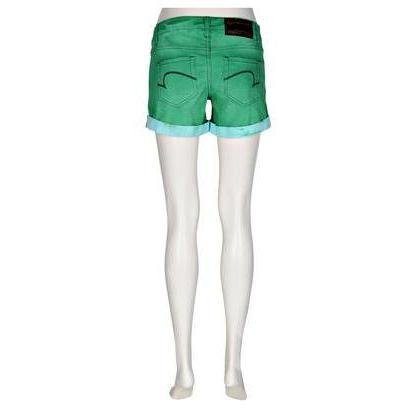 One Green Elephant Shorts Beverly Grün