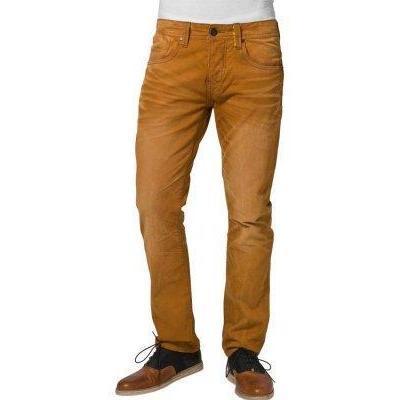 One Green Elephant COLUMBUS Jeans mustrad/yellow