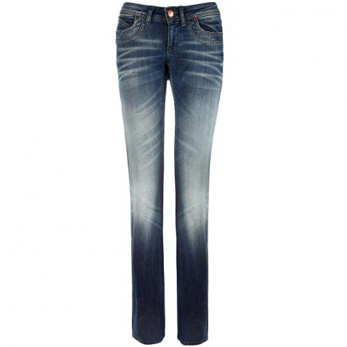 Only Auto Low Jeans Bootcut Dark Used