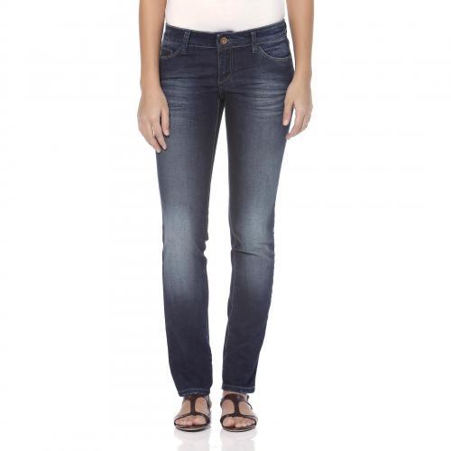 Only Damen Jeans Coral Super Low