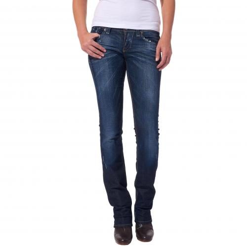 Only Damen Röhrenjeans Jolina Slim Ohio Jeans