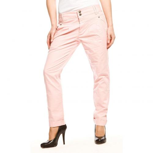 Only Lala Ankle Chino Rosa