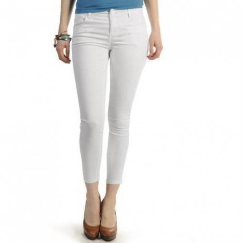 Only Nynne Low Slim Colour 7/8 Pant