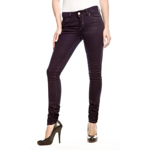 Only Prince Skinny Jeans Slim Fit Blau