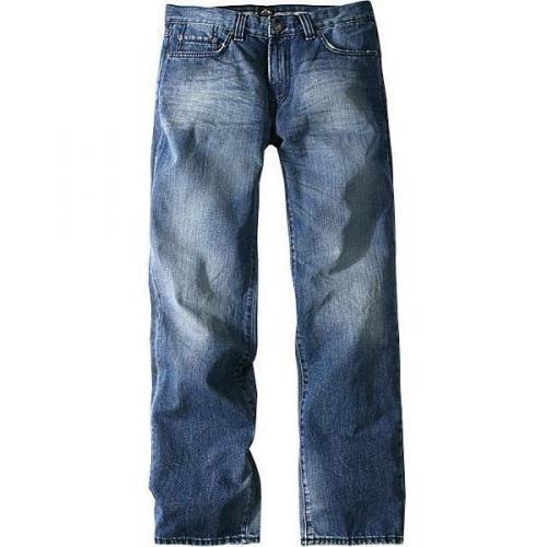 Otto Kern Jeans Romano blau 7123/834/067