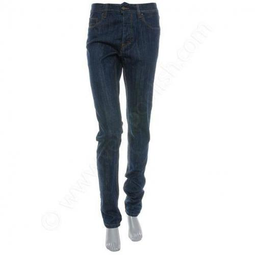 Patrick Mohr Jeans - Quadrangle Carrot blue