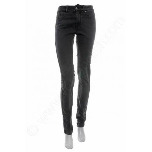 Patrick Mohr Jeans - Quadrangle Chives black