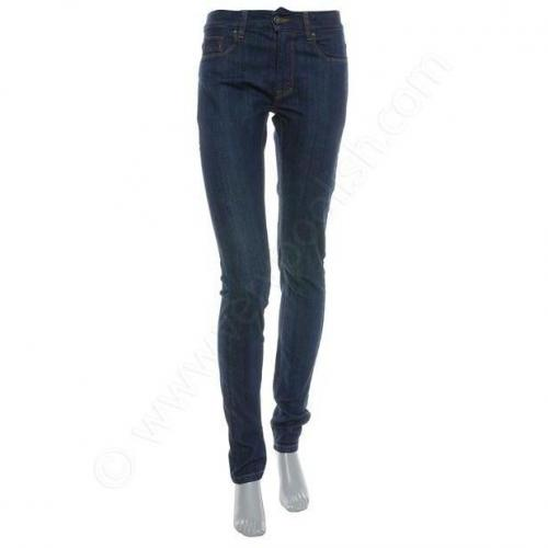 Patrick Mohr Jeans - Quadrangle Chives blue