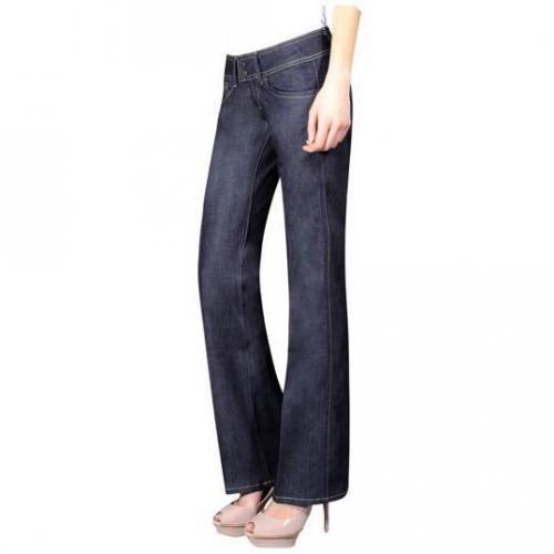 Pepe Jeans - Boot Cut Modell Pimilco X30 Farbe Dunkelblau