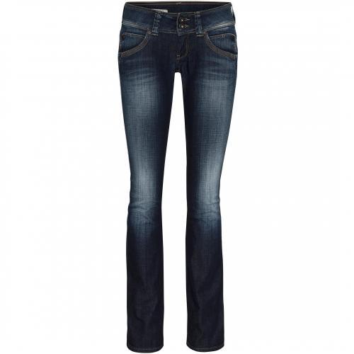 Pepe Jeans Damen Jeans Perival Darkblue
