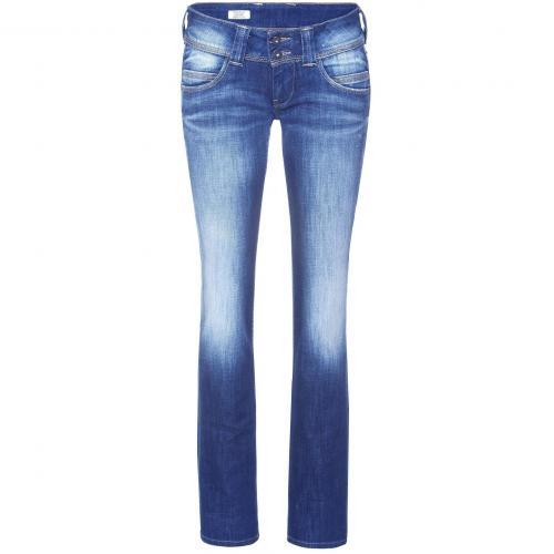 Pepe Jeans Damen Jeans Venus Blue E13