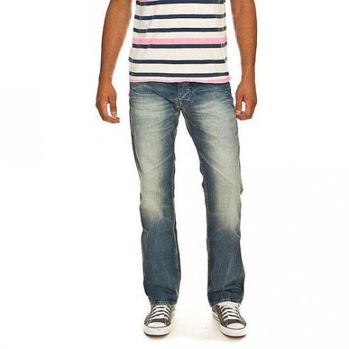 Pepe Jeans - Hüftjeans Kingston A55 Helle Waschung