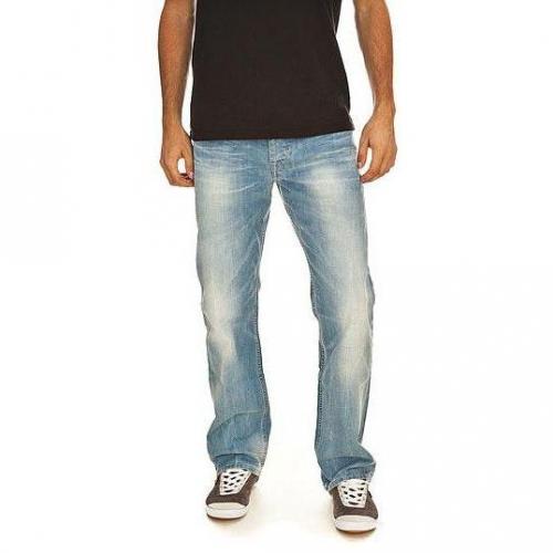 Pepe Jeans - Hüftjeans Kingston B25 Helle Waschung