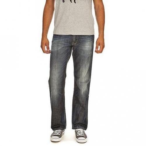 Pepe Jeans - Hüftjeans Kingston Zip B17 Blau
