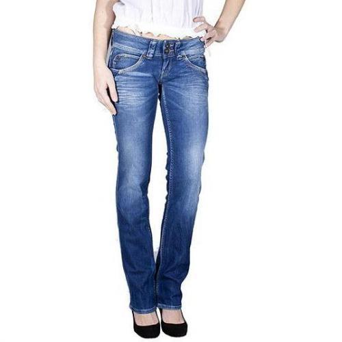 Pepe Jeans - Hüftjeans Modell Perival I09 Farbe Blau