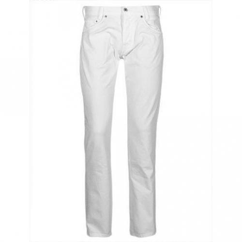 Pepe Jeans - Hüftjeans Spike A75 Weiß