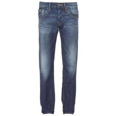 Pepe Jeans - Hüftjeans Tooting A14 Blaue Waschung