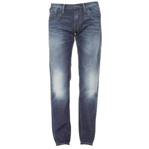 Pepe Jeans - Hüftjeans Tooting A22 Blaue Waschung