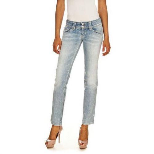pepe jeans h ftjeans modell venus e29 farbe helle waschung mydesignerjeans. Black Bedroom Furniture Sets. Home Design Ideas