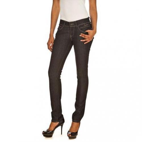 Pepe Jeans - Hüftjeans Modell Venus X30 Farbe Dunkelblau