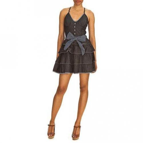 Pepe Jeans - Kleid Modell Natti Farbe Dunkelblau