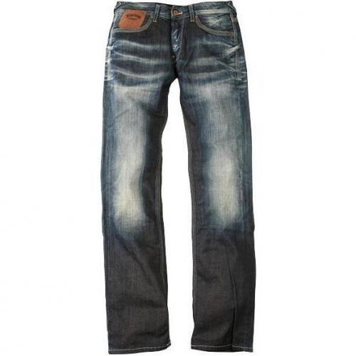 Pepe Jeans Scratched indigo M292B83/000