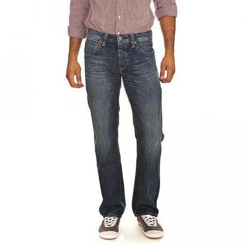 Pepe Jeans - Slim Kingston EC6 Blaue Waschung