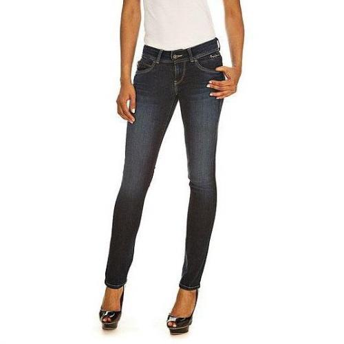 Pepe Jeans - Slim Modell New Brooke EC1 Farbe Blaue Waschung