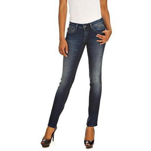 Pepe Jeans - Slim Modell New Brooke I13 Farbe Blaue Waschung