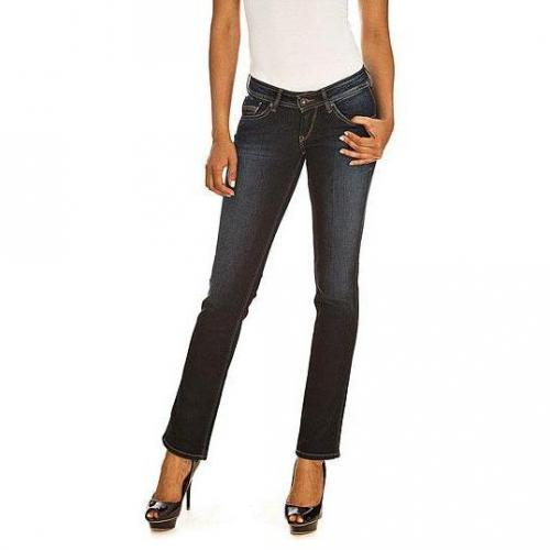Pepe Jeans - Slim Modell Ruby I11 Farbe Blaue Waschung