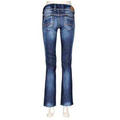 Pepe Jeans Venus Blau Used Look