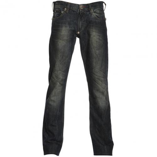 Philipp Plein Homme Loose Fit Idian Blue Blood