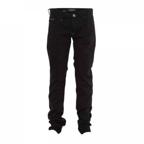 Philipp Plein Jeans Fight Black