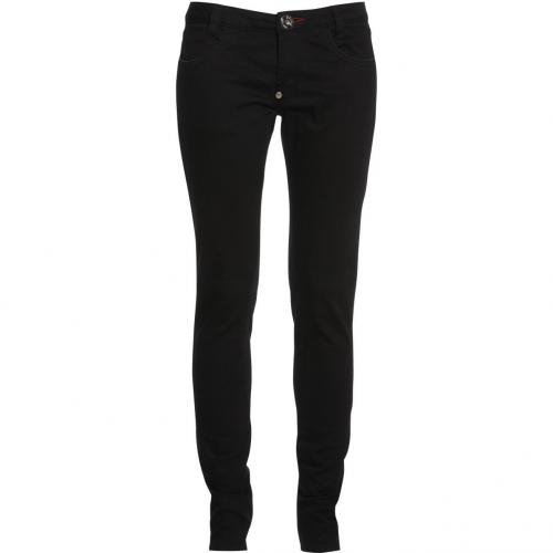 Philipp Plein Jeans Normal Skullicious Black Caviar