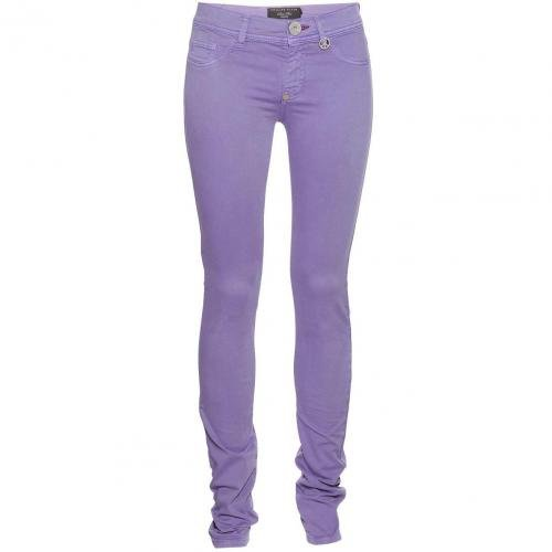 Philipp Plein Jeggings Candy Plum / Lila / Violett