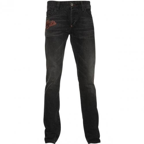 Philipp Plein Straight Cut Tiger