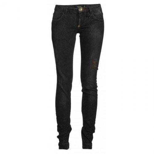 Philipp Plein Super Slim Fit Galaxy Dark Blue
