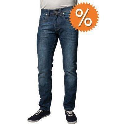 Pierre Cardin DAX Jeans light indigo denim vintage used look