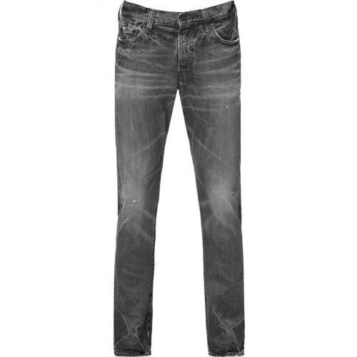 Prps Black Fury Halfmoon Jeans