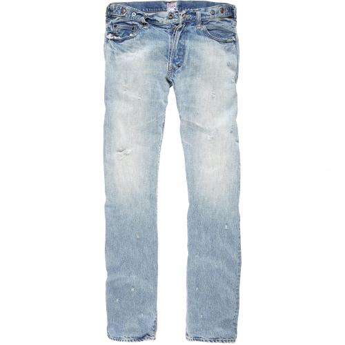 Prps Herren Jeans Barracuda Bleached Light