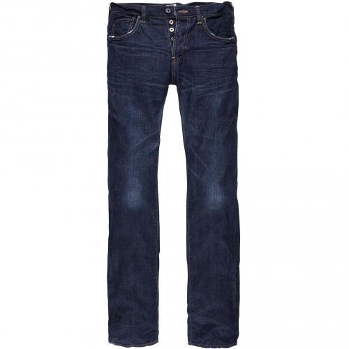 Prps Herren Jeans Rambler Very Dark Blue