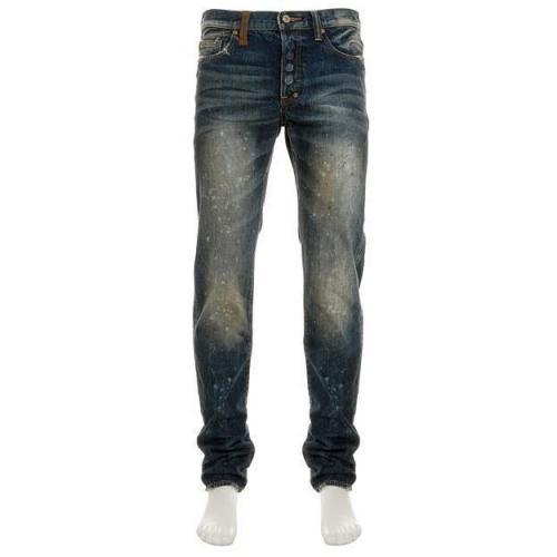 Prps Jeans Rambler Blau Painted