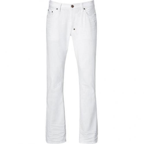 Prps White Denim Jeans